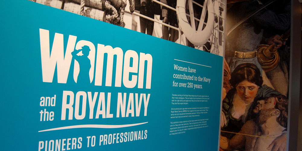NMRN – Women in the Royal Navy