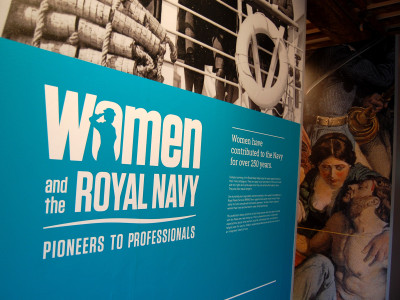 NMRN: Women in the Royal Navy
