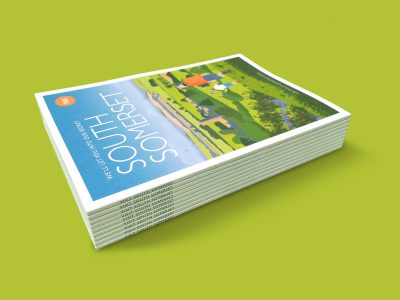 SSDC: Visit South Somerset Brochure